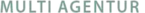Logo varumärke Multi Agentur