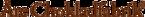 Logo varumärke Åre Chokladfabrik